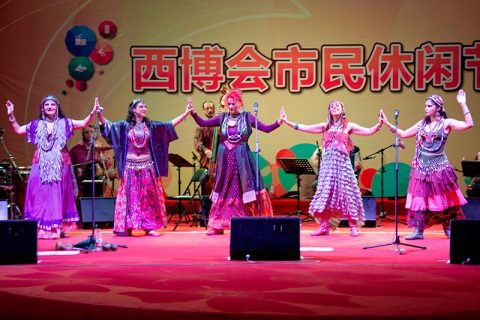 Show em Hangzhou, China (West Lake International Festival – 2013)